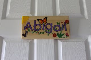 Abigail Louise's Room
