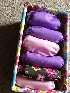 Money-Saving Journey…cloth diapers day 1